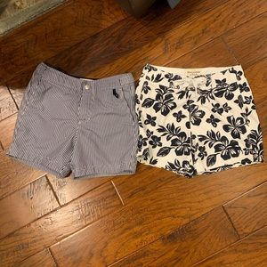 Abercrombie and Fitch Mens Swim Trunks XS